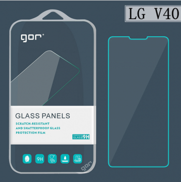 Dán cường lực hiệu GOR LG V40.